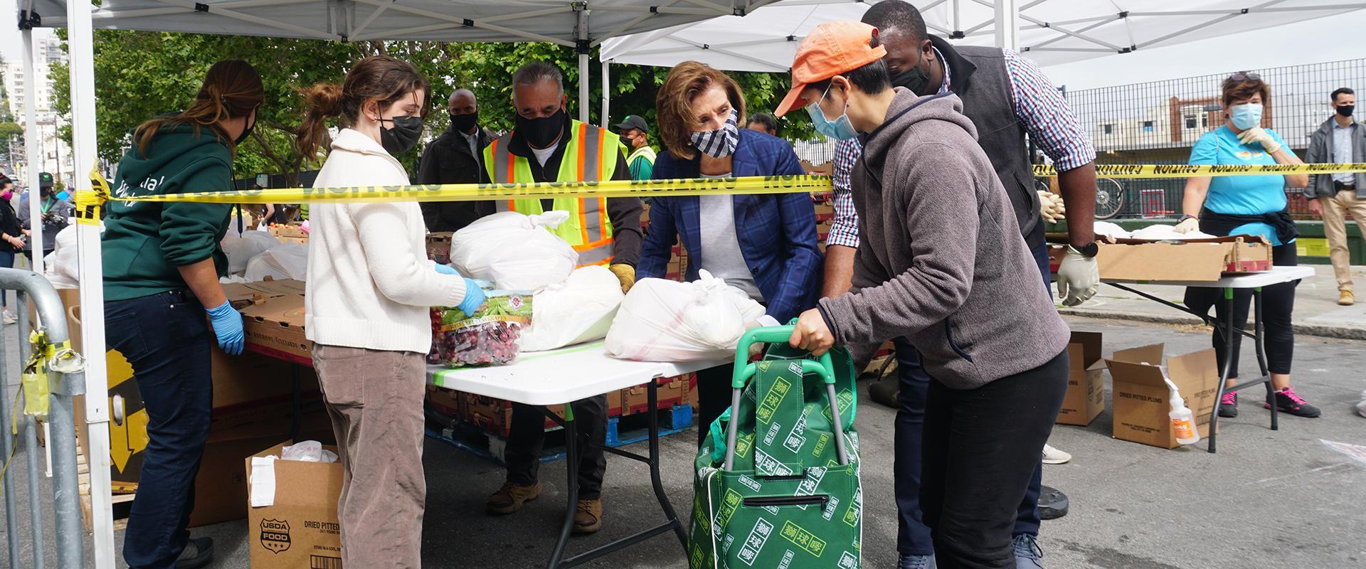 Feeding San Franciscans