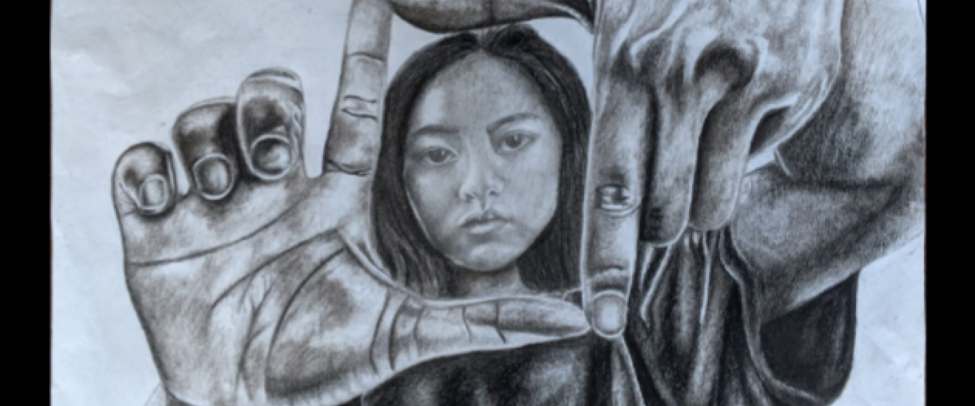 Congratulations to Lowell High School junior, Nancy Hu, winner of the Congressional Art Competition for California's 12th Congressional District.  Selected by the Office of Congresswoman Nancy Pelosi and a group of San Francisco artists, Nancy's work, The