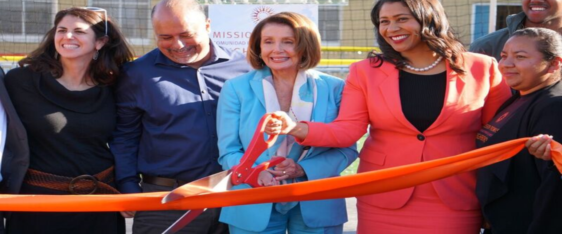 Congresswoman Pelosi joins Mayor London Breed, Supervisor Hillary Ronen, and community leaders celebrate Mission Promise Neighborhood's $6 million federal grant to close the academic and opportunity gap by boosting college and career pipelines at five new
